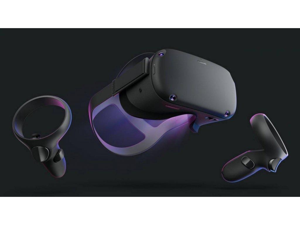 Oculus Quest feature